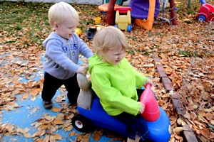 Child Care Articles - Friends