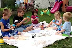 Child Care Nutrition - Picnic