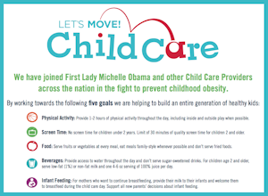 Child Care Wellness Policy