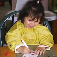 Family Child Care Forms - Coloring